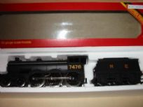 Hornby Railways B12/3 2-6-0 locomotive